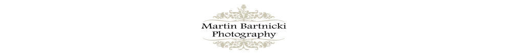 Martin Bartnicki – Exeter, Devon Wedding and Portrait Photographer logo